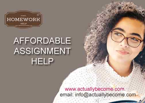 affordable assignment help for students