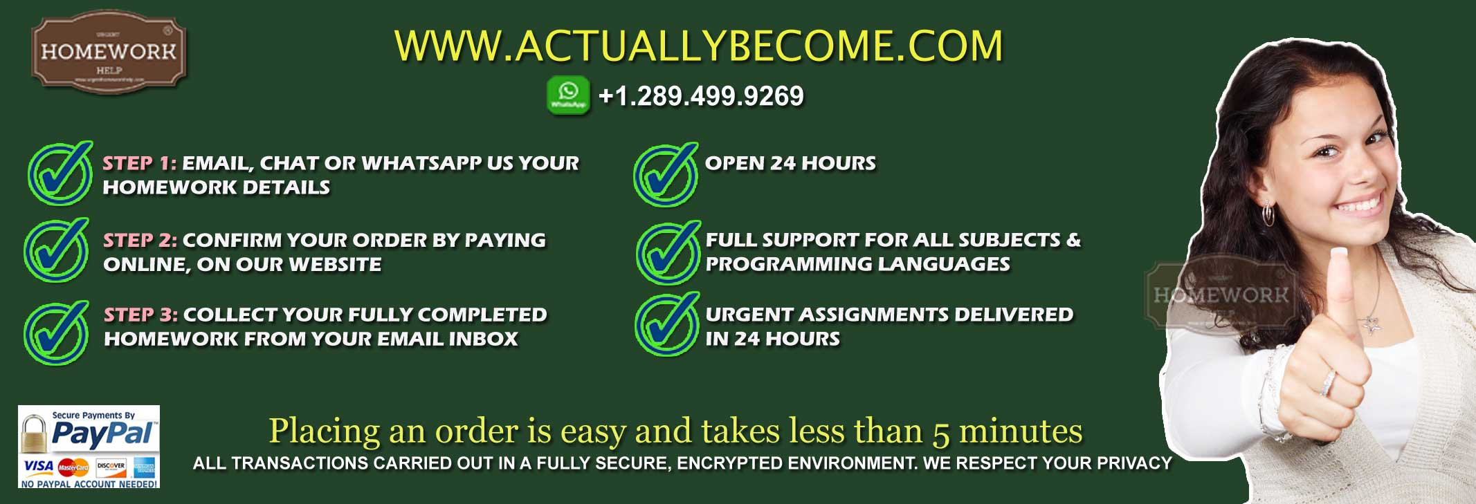 contact us for online assignment help